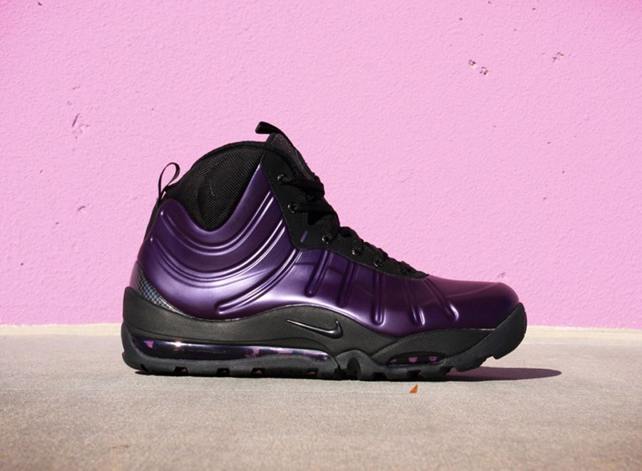 new product 11a1a 63755 ... Nike ACG Air Max Posite Bakin Boot – BlackBlack-Matte Silver Cranberry  Red Fashion Pinterest ...