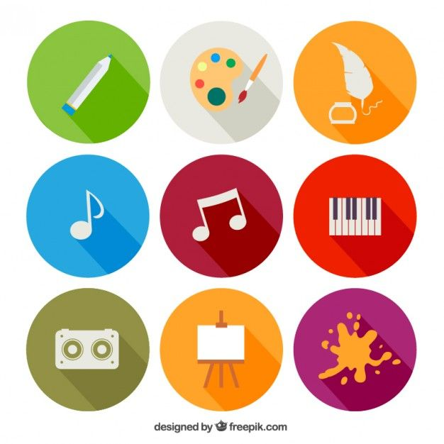 Download Educational Icons For Free With Images Vector Free