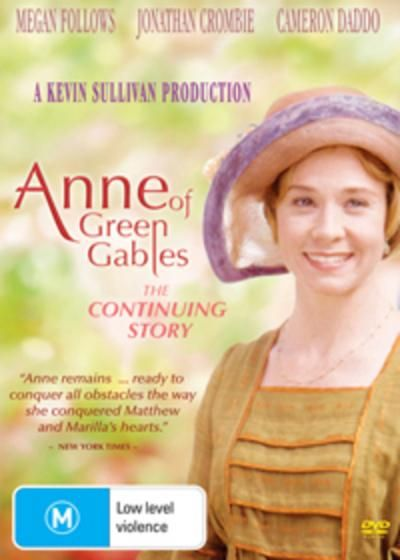 Anne Of Green Gables The Continuing Story Anne Of Green Gables