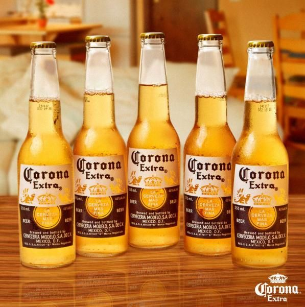 CORONA EXTRA BEER 1  12 Ounce Bottle,Pack of 24 =>$60 USD 2  12