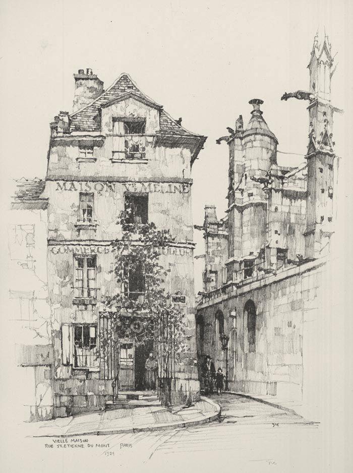 10 Nuevos Dibujos A Lapiz En Perspectiva 8 Paisajes Dibujos Dibujo De Arquitectura Bocetos Arquitectura