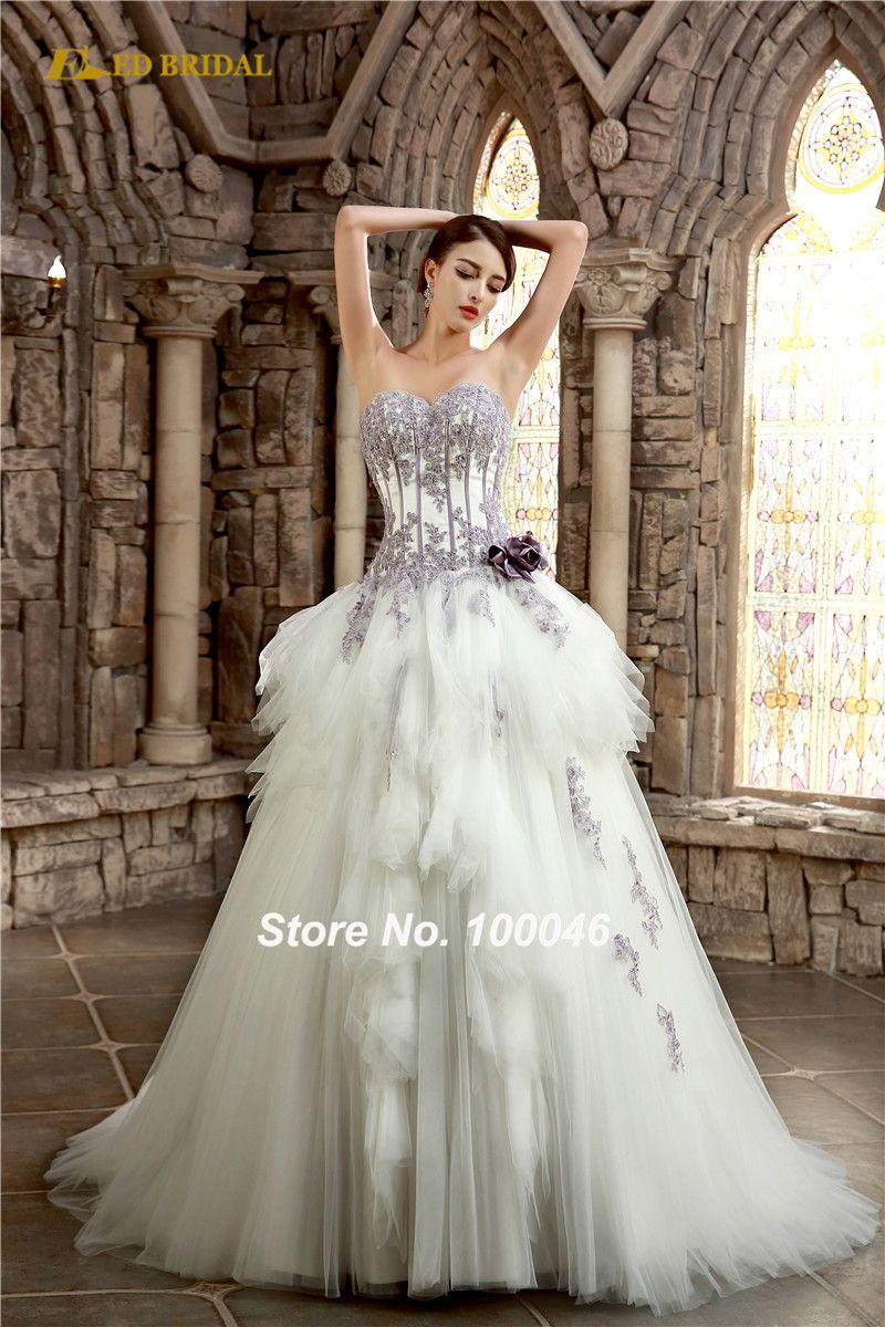 Find more wedding dresses information about purple wedding dresses