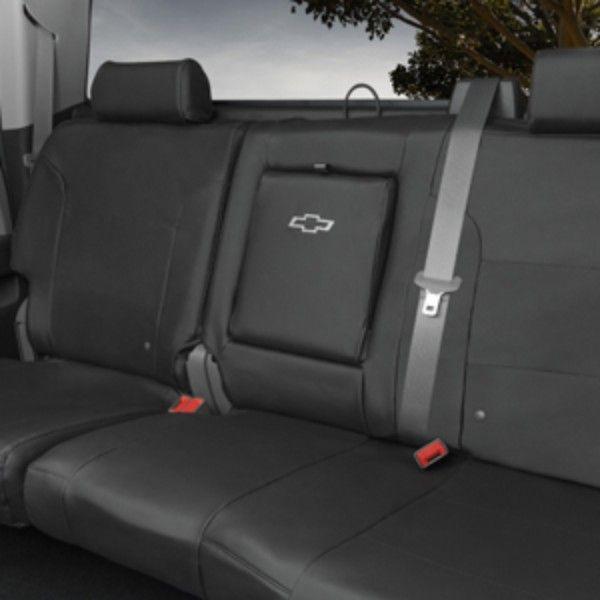 2016 Silverado 2500 Protective Rear Seat Cover Crew Cab