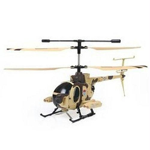 3.5 Ch R-C Helicopter With Camera and Gyro