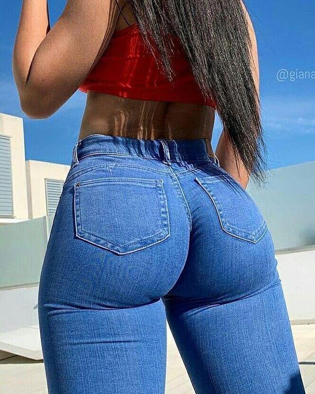 Pants women wearing tight Best Jeans