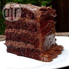 Photo de recette : Gâteau au chocolat facile
