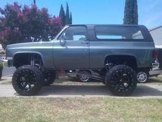 Chevrolet blazer k5 chevrolet blazer chevrolet and 22 rims 1975 chevrolet blazer k5 publicscrutiny Images