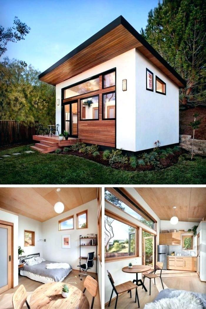 Small Guest House Interior Ideas Prefab Incredible Best Backyard