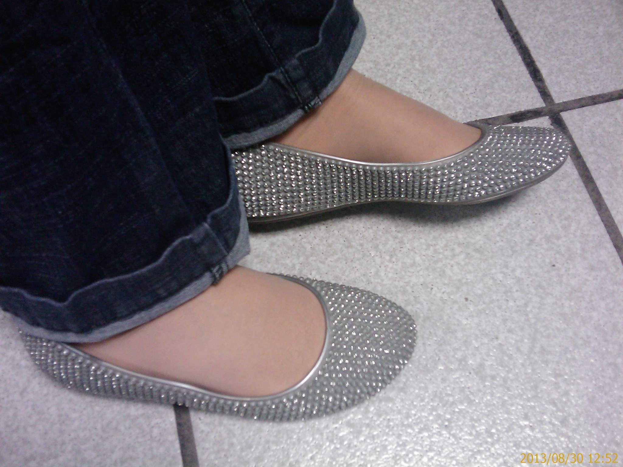 flats brillanes !!! me encantan!! :)