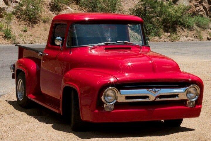 1956 F 100 PINTEREST | 1956 F100