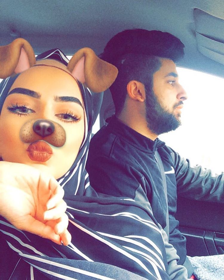 ShaguftaHussein Love Sick, Cute Love, Cute Muslim Couples, Cute Couples,  Hijabi Girl