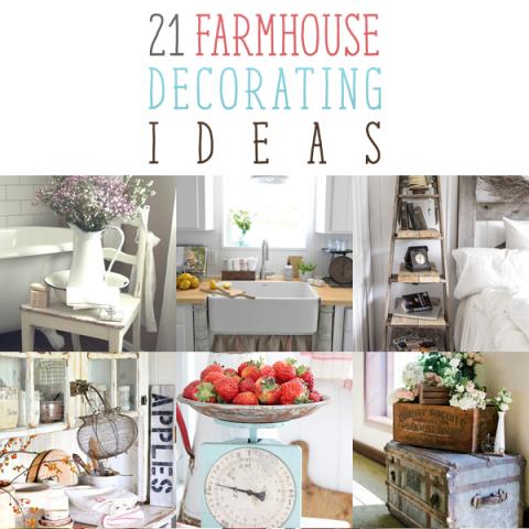 Farmhouse Decorating Ideas Farmhouse Style Farm House Styles