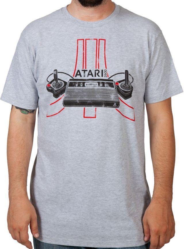 Atari 2600 Junior T-Shirt