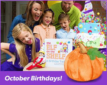 october birthday party ideas happy birthday from the elf
