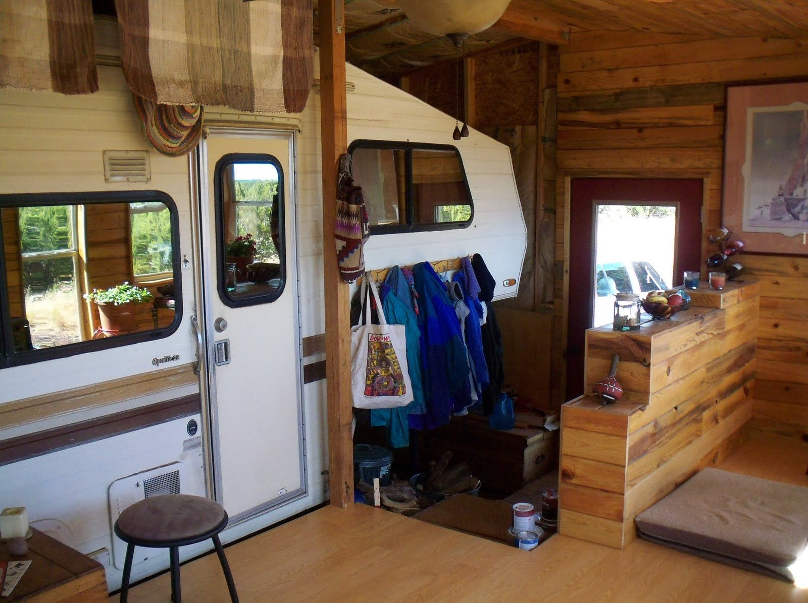 Tiny Home Interiors Trailer House Plans Home Plans