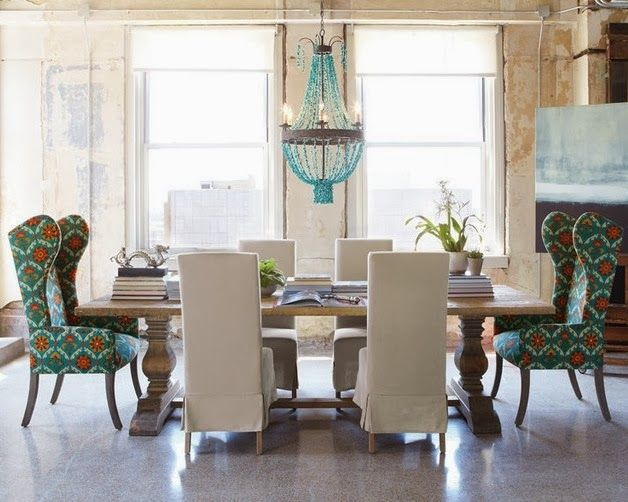 Eclectic Dining Room Ideas The Dining Room Pinterest Room