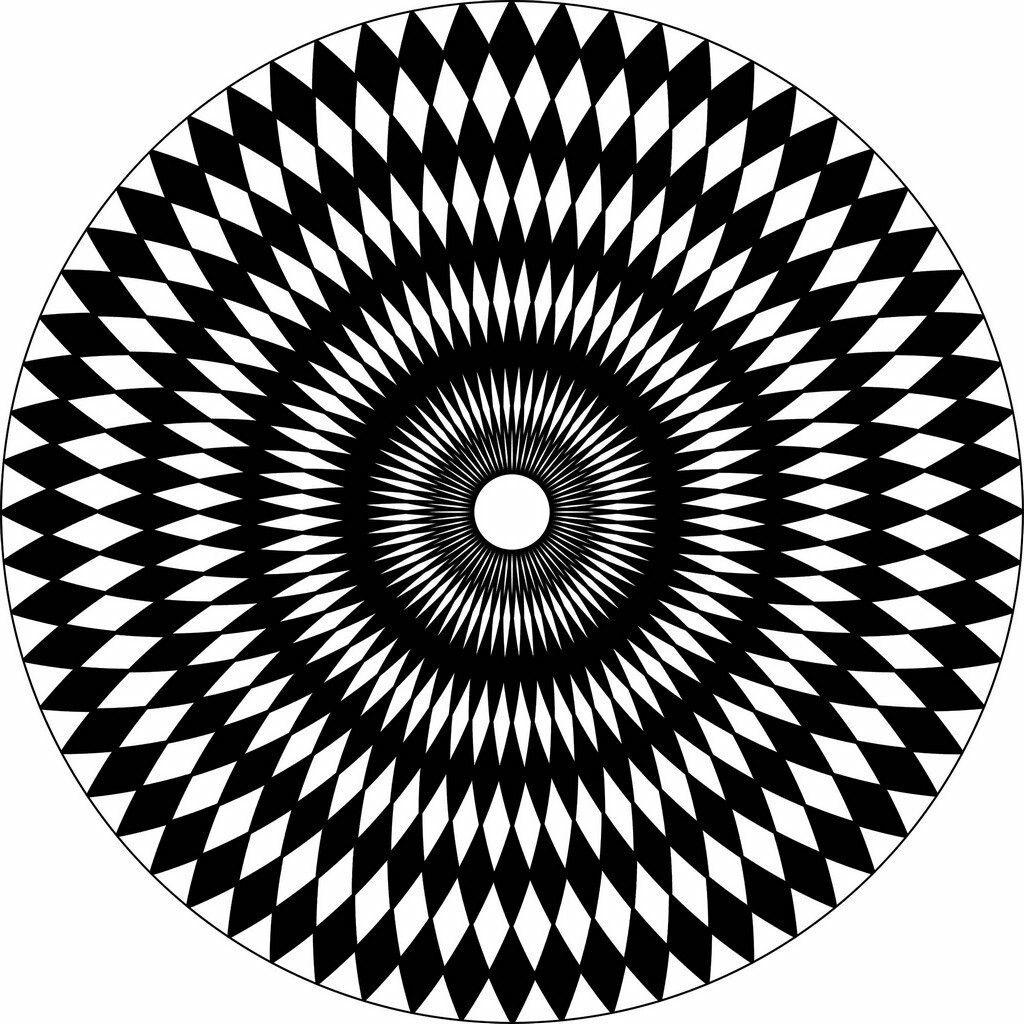 Pin By Silvana Martinez On Art Attic Trunk Geometric Tattoo Wall Stickers Circles Geometric Fabric