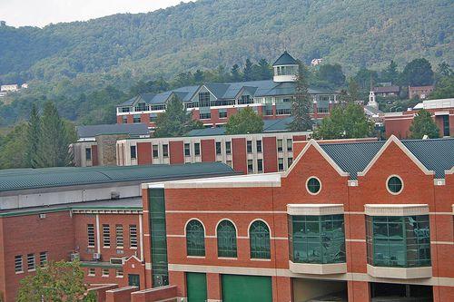 Appalachian State University Campus State university