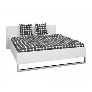 Bett Style 140x200 Cm Weiss Bett 140x200 Bett 180x200 Bett
