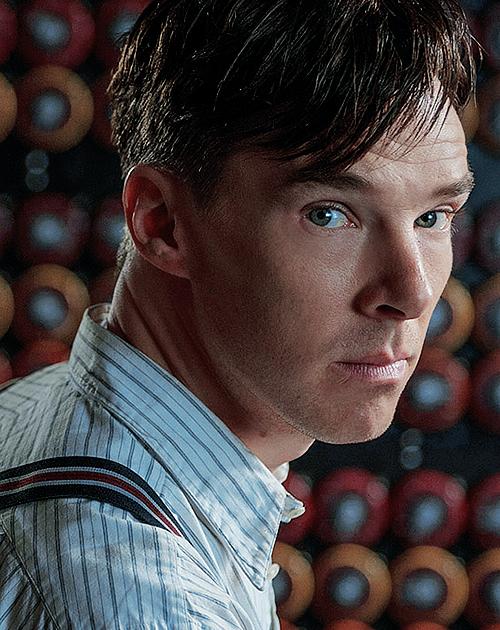 """Benedict Cumberbatch """"The Imitation Game"""""""