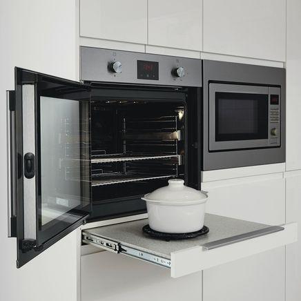 Lamona side opening single fan oven LAM3502 | Lamona Oven ...