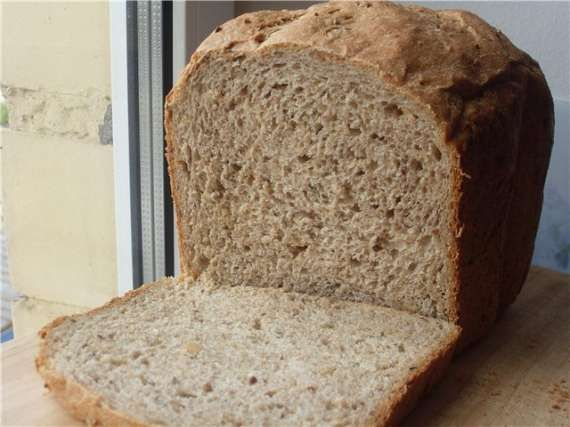 whole grain & seeds