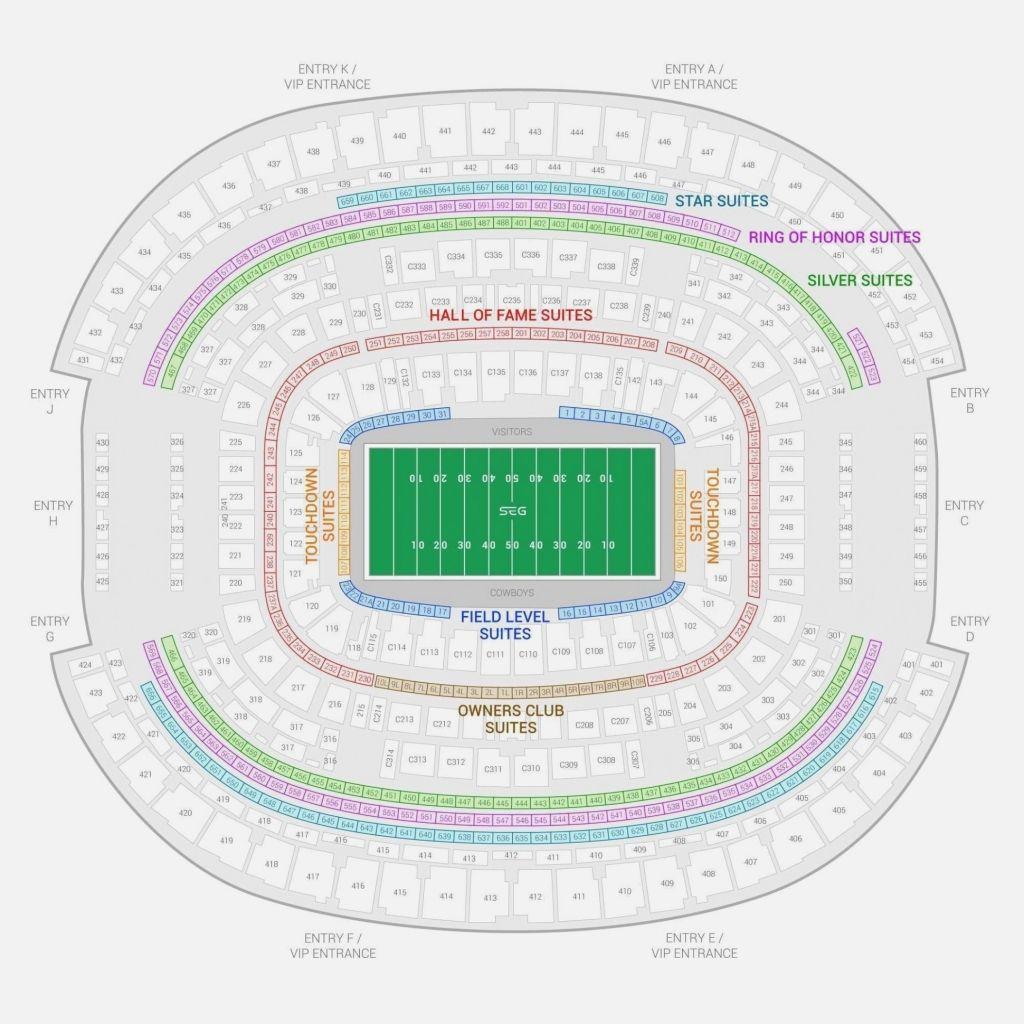 Foxboro Stadium Seating Chart
