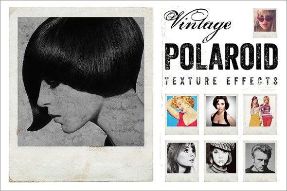 modern photo realistic polaroid mockups mytemplatedesigns com