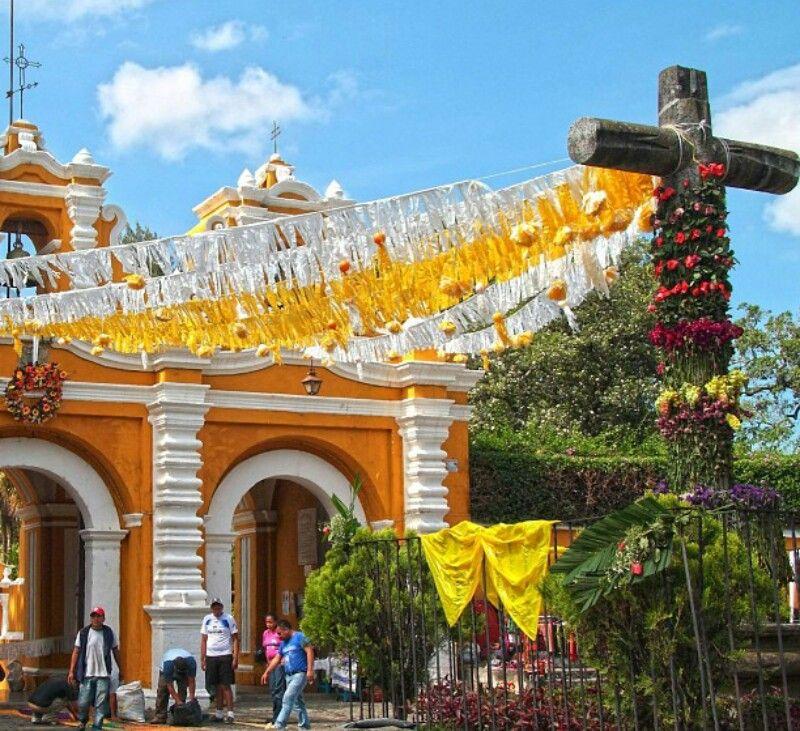 Resultado de imagen para dia de la cruz, guatemala