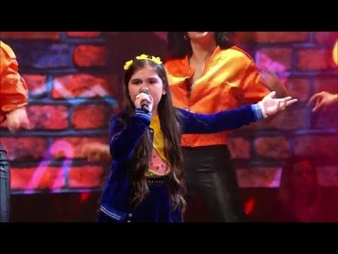 Anna R E S P E C T The Voice Kids 2017 De Finale Youtube The Voice Respect