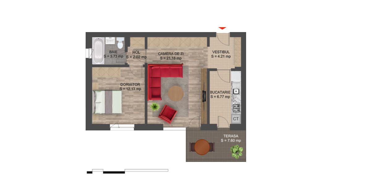 Chirii - Greenfield Residence
