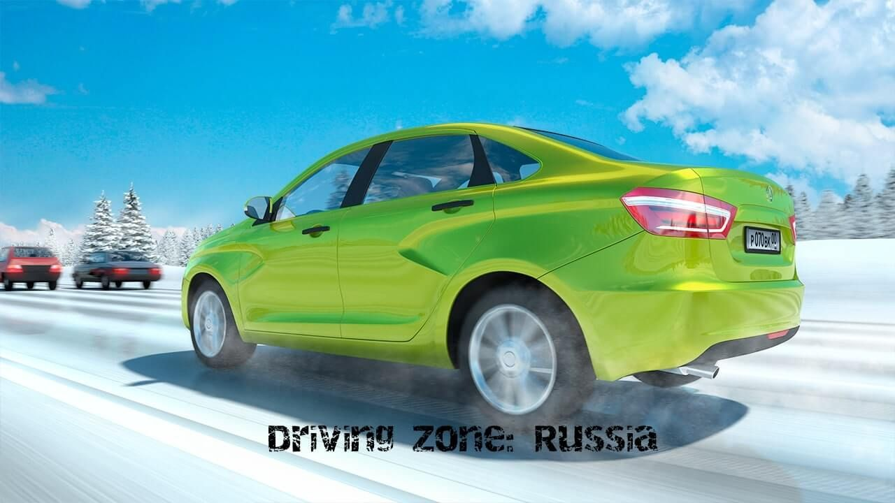 Driving Zone Russia Mod Apk Free Shopping Is A Simulator Of Street Racing On The Cars Produced In Russia With Online And Offline Game Mo In 2021 Driving Zone Racing