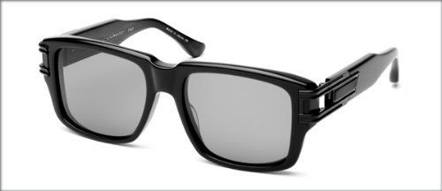 8a7fb1bee19a Grandmaster 2 by Dita.  600.00. FRAME  Black   Smoke w  Matte Black LENS   D.Grey Solid w  A R SIZE  54 18.5-138 Shipped with Eyeglasses Case