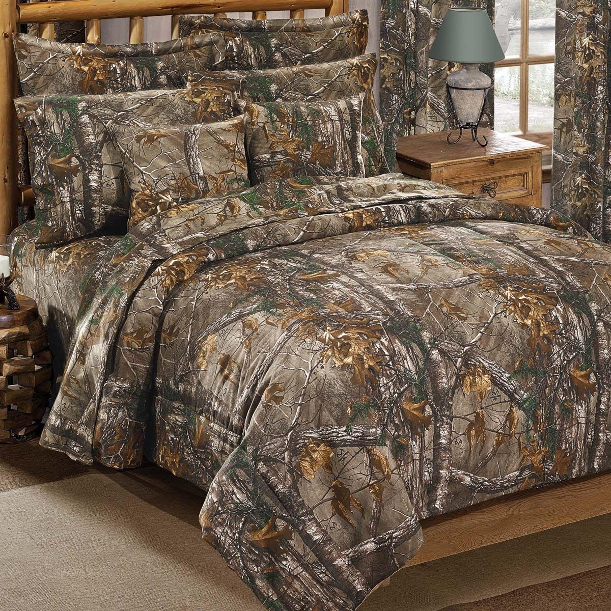 Realtree Camo Comforter Sets Queen Size Xtra Realtree Camo