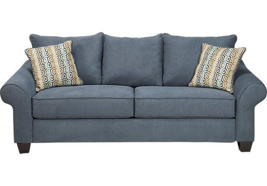 Shop For A San Diego Navy Sofa At Rooms To Go. Find Sofas That Will