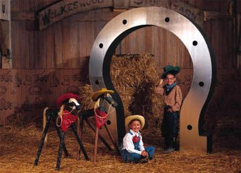Hoedown Decorating Ideas Wild Western Themes Party