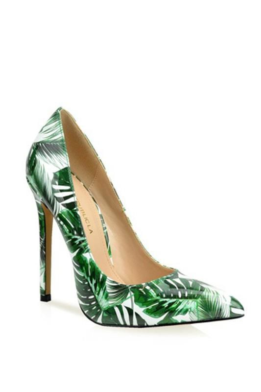 d4e9fdae11b6 Shop this gorgeous tropical pump online now at www.gotthelook.com comes in  yellow also!!