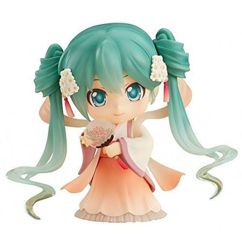 New figure Anime Hatsune Miku Harvest Moon Ver PVC Figure Toy Gift New in Box