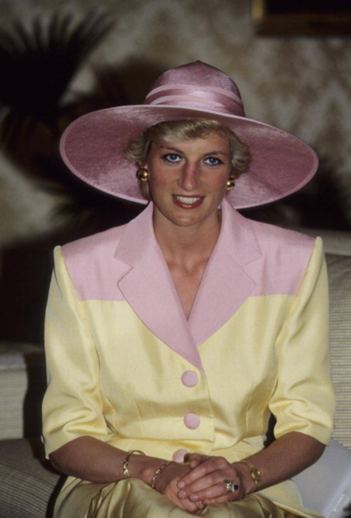 Princess Diana A look back at her best fashion moments on
