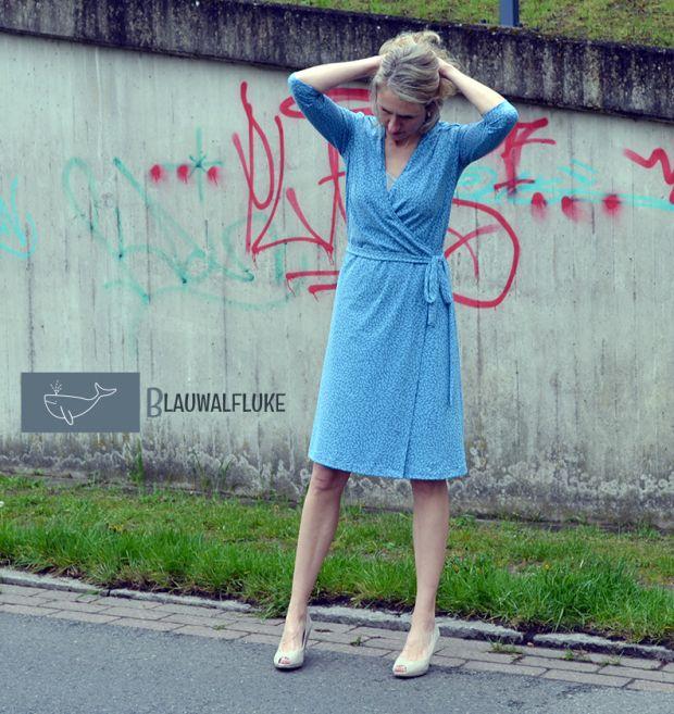 nocheinWickelkleidbitte - inspiriert von Diane von Furstenberg ...