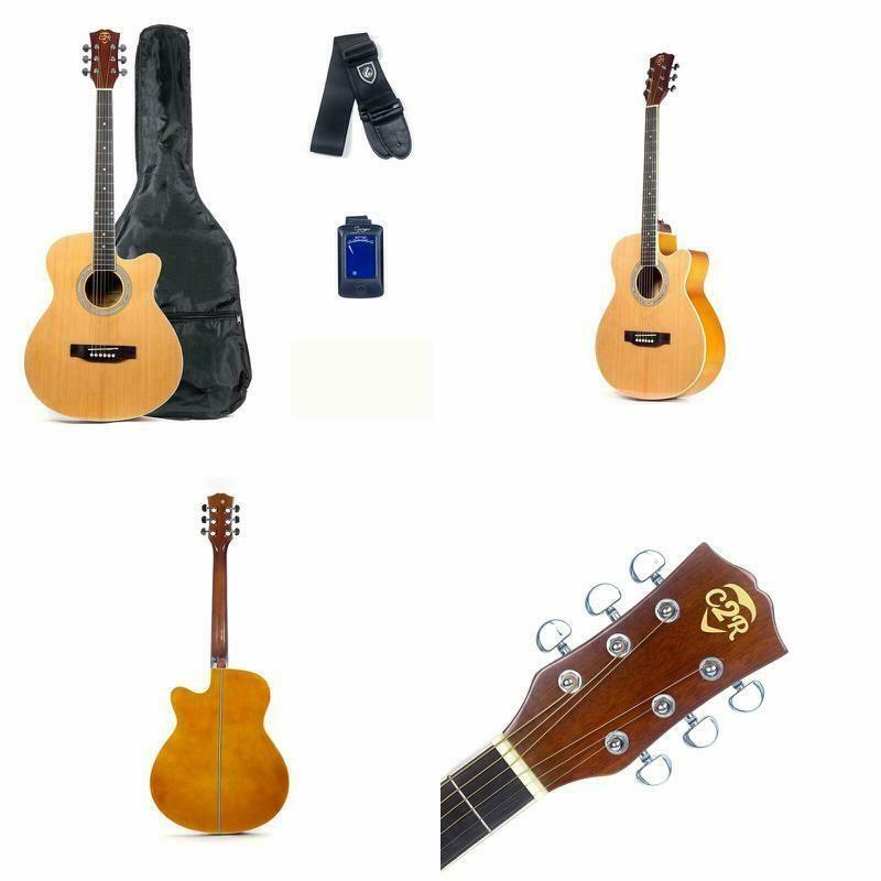 Care2rock Acoustic Guitar Beginner Bundle Kit Includes Private Lesson Tuner P Acoustic Guitar Ideas Of Acousti Guitar For Beginners Guitar Acoustic Guitar