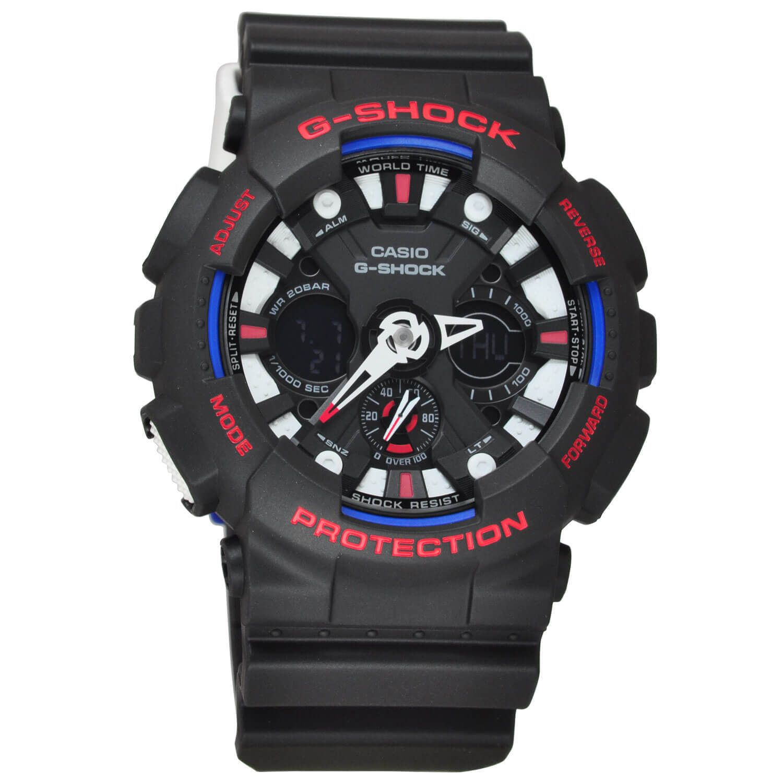 Casio Men's GA120TR-1A G-Shock Watch