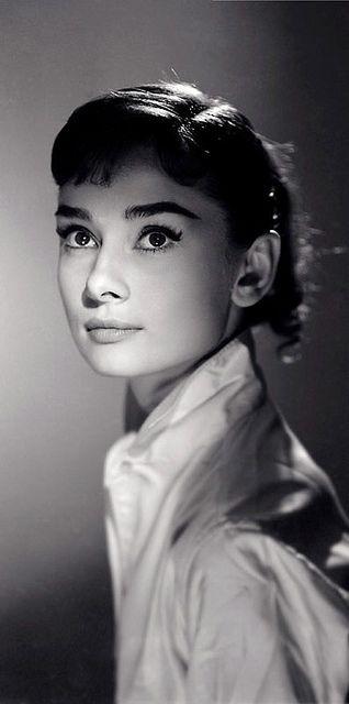 Audrey Hepburn オードリー ヘップバーン ポートレイト ポート