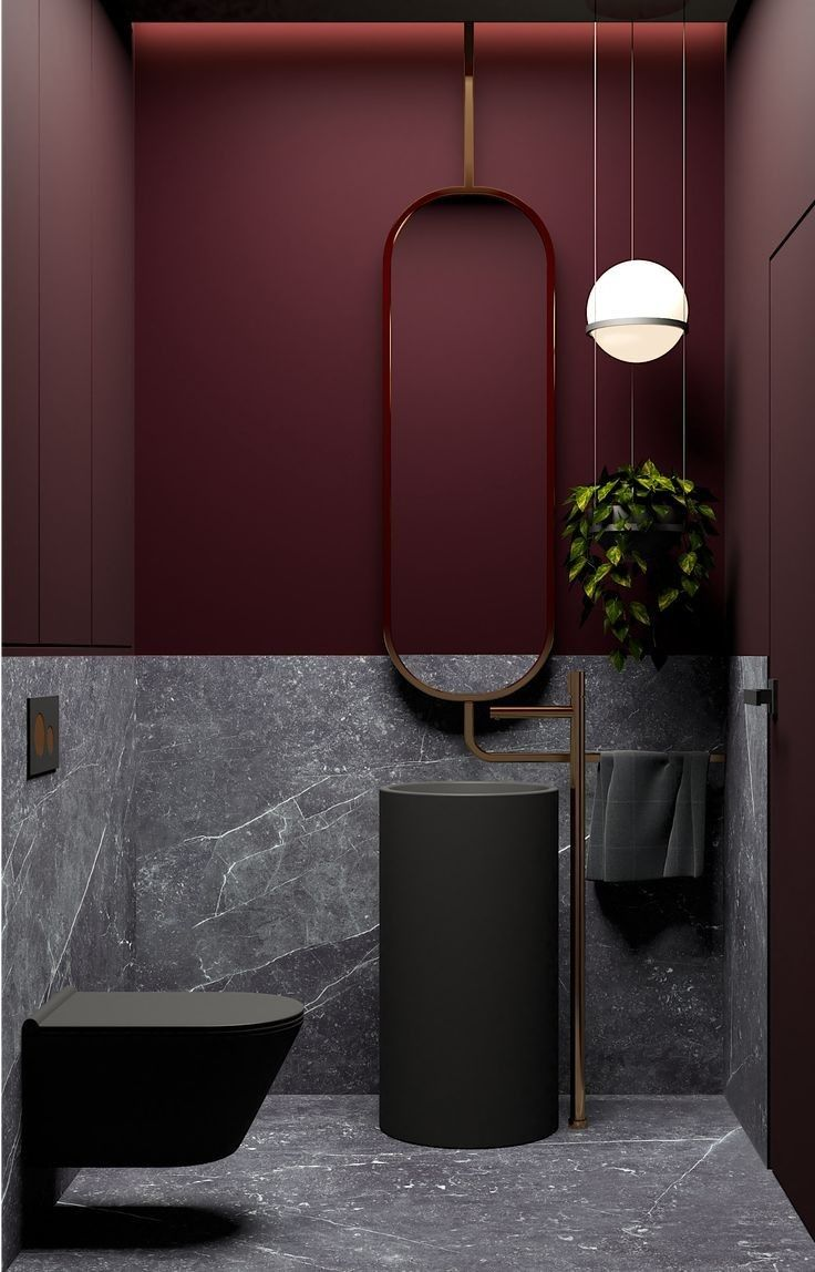 Mirror ideas for your bathroom.