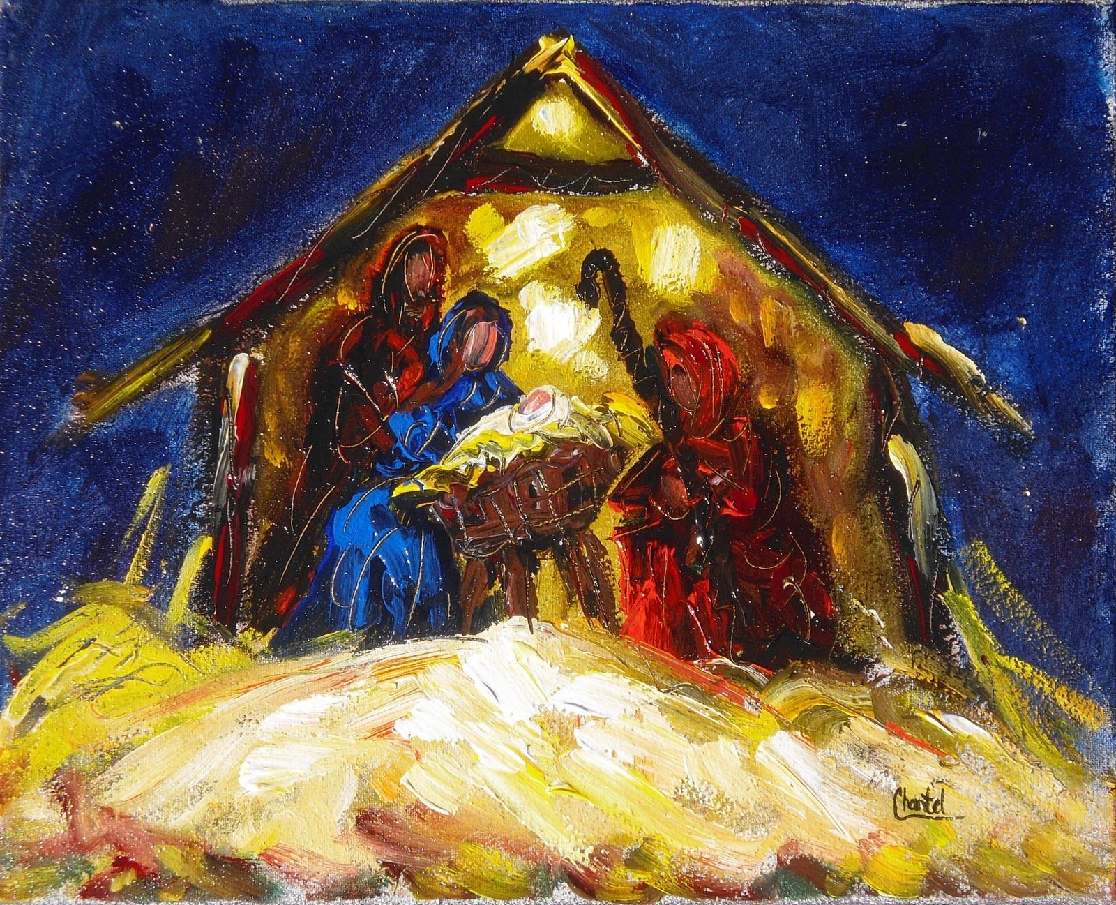 Keep Christ in Christmas!