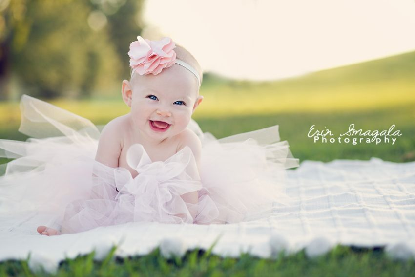 3040b5dca 6 Month Baby Photography