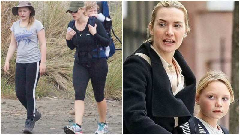 British Talent Kate Winslet And Her Family Husband Kids Siblings Bhw Kate Winslet Children Kate Winslet Daughter Kate Winslet Kids