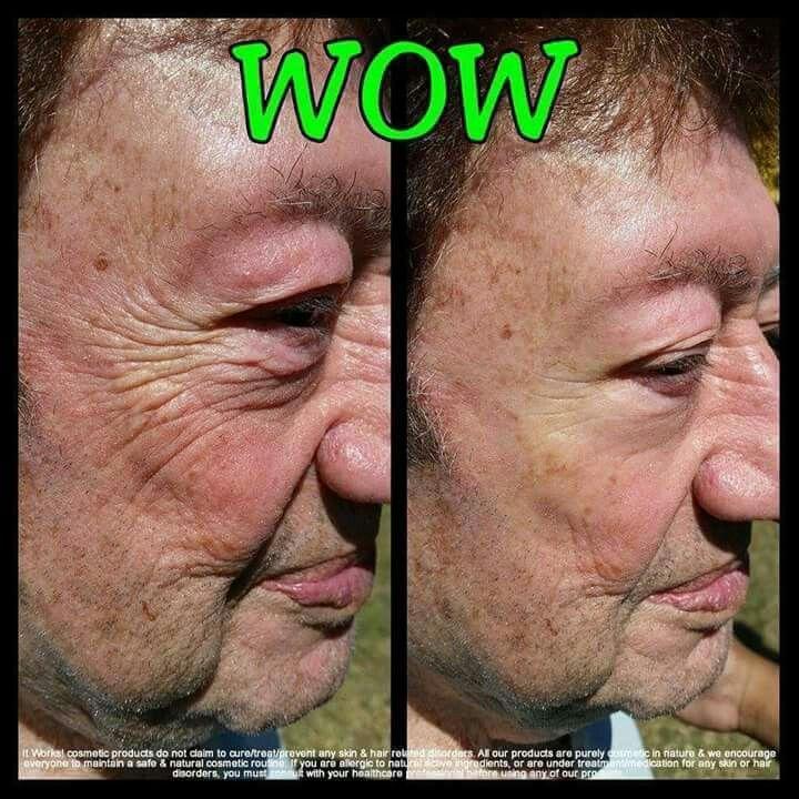 Take stubborn wrinkles away