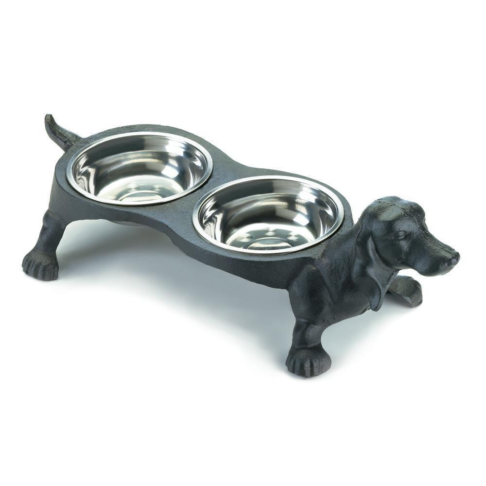 Wiener Dog Food Bowl Set Dog Food Bowls Dog Food Recipes Dog Bowls