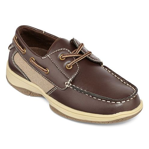 13afb85c7d6b Buy Arizona Brian Boys Boat Shoes - Little Kids Big Kids today at jcpenney.com.  You deserve great deals and we ve got them at jcp!